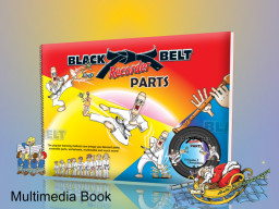Black Belt Recorder Parts Vol 1 Christmas  Big Book, CD & Multimedia Book