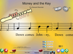Money and the Key - SongTorch Multimedia File